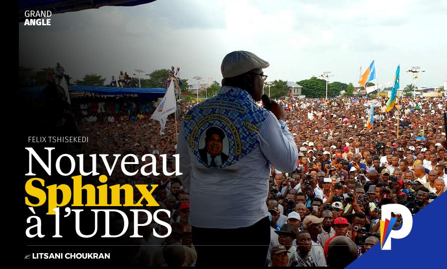 Nouveau Sphinx à l'UDPS
