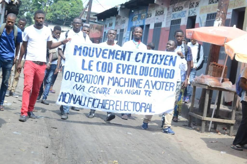 RDC: les mouvements citoyens et les ongdh en synergie contre l'arbitraire