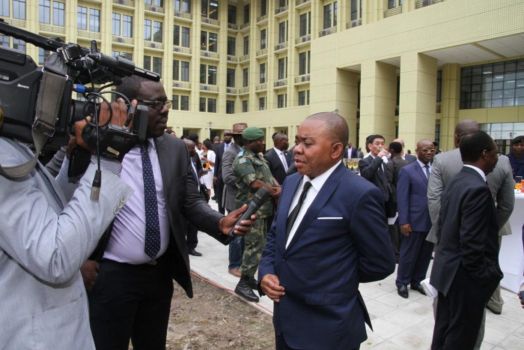 """Joseph Kokonyangi: """"Moïse Katumbi s'infiltre au Maniema, j'ai vu ses mains"""""""
