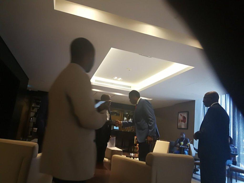 Les discussions continuent entre l'UDPS et le Pouvoir