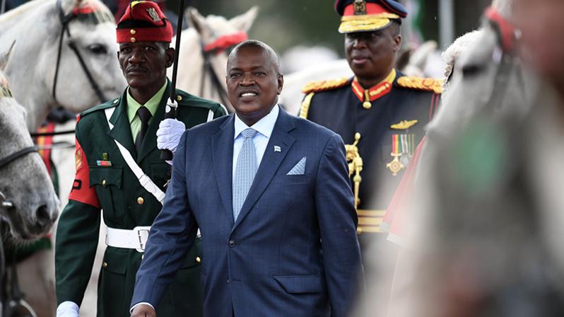 Pour le Botswana, la communauté internationale a échoué en RDC