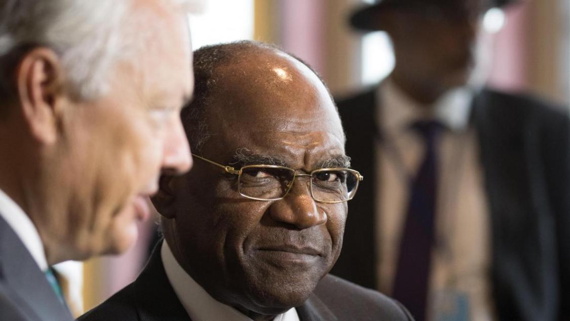 Pour Léonard She Okitundu, Didier Reynders «est à la manœuvre» contre Kinshasa