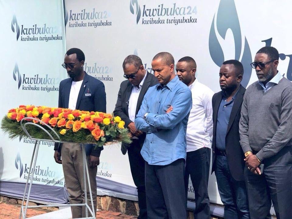 """JB Ewanga: """"les gros moyens de Moïse Katumbi pour chasser Kabila c'est le peuple"""""""