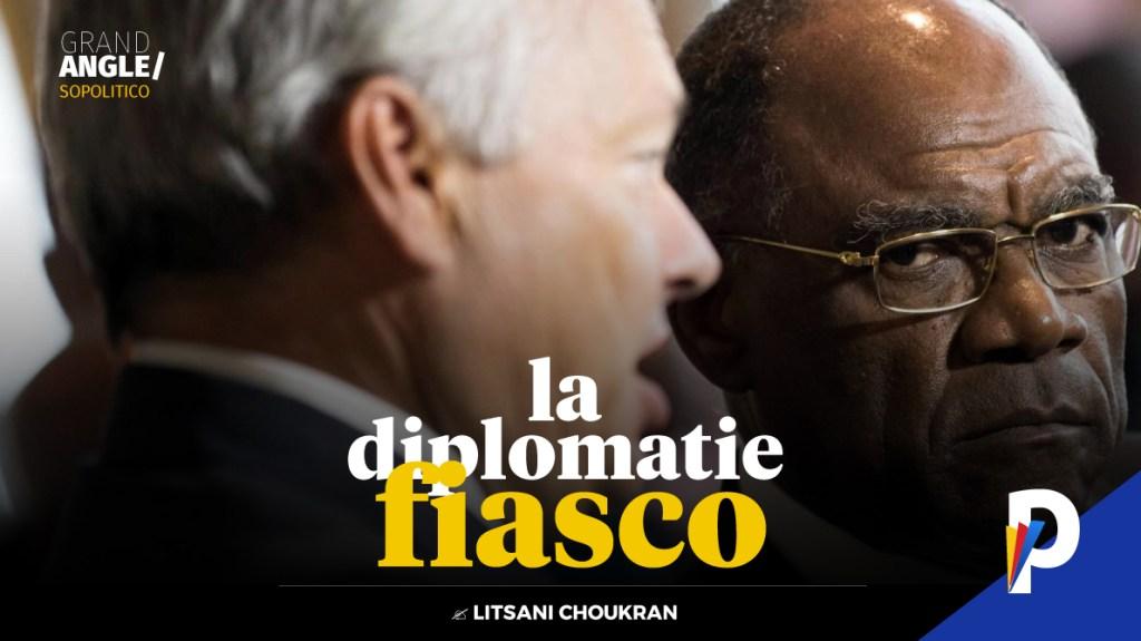 RDC: She Okitundu et la diplomatie fiasco