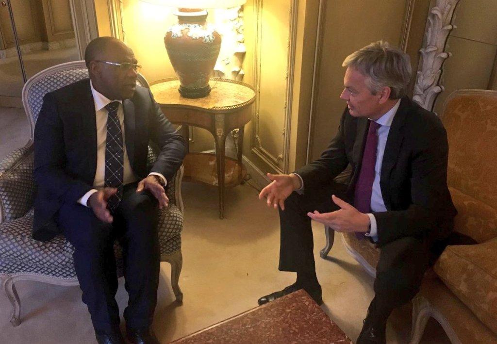 Quand Kabila tente decourt-circuiterKagame et Lourenço en renouant avec la Belgique