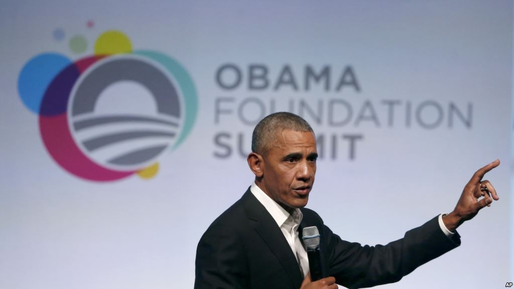 Obama félicite les Bleus pour le titre suprême