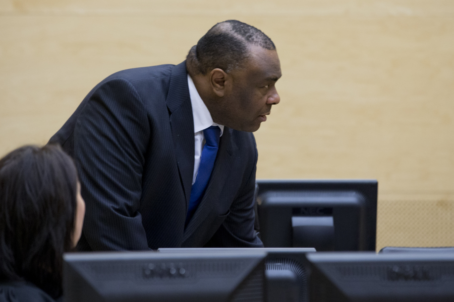 "Jean-Pierre Bemba: ""je reviens bientôt"""