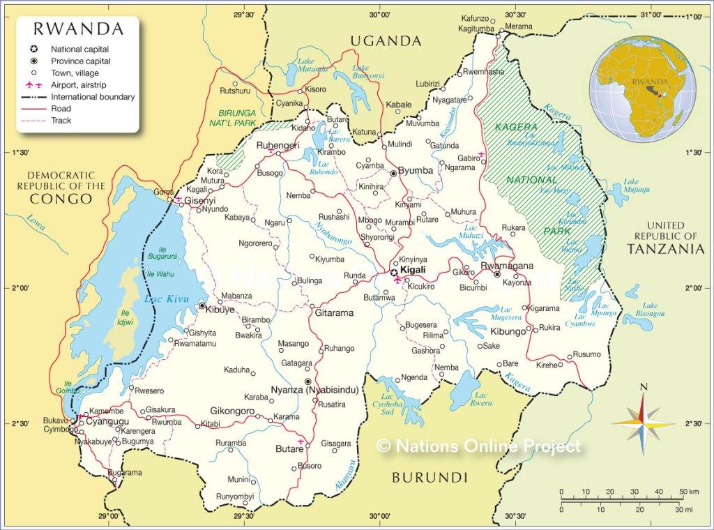 """Rwanda: une rébellion s'annonce pour """"mettre fin au régime de Paul Kagame"""""""