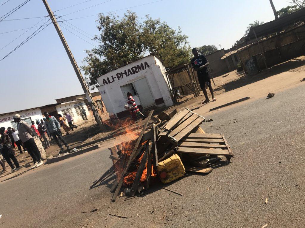 RDC: Un collectif d'Ong condamnent l'usage disproportionné de la force contre les manifestants pacifiques à Lubumbashi.