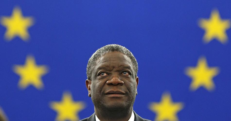 La fondation Panzi conteste l'altercation entre Katumbi et Mukwege — RDC