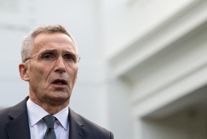 La OTAN no pondrá armas en el espacio - POLITICO 2