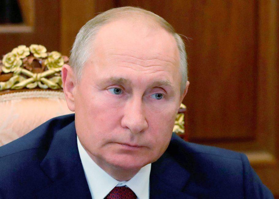 Vladimir Putin proposes online summit on coronavirus vaccines – POLITICO