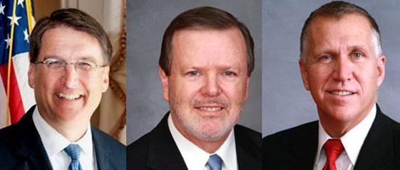 NC 2013: The Republicans
