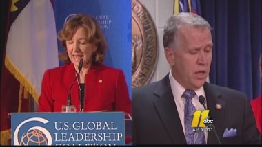 Tillis's Mass Debate Proposal is Unprecedented