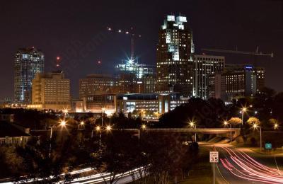 Raleigh: Where the Sidewalks End