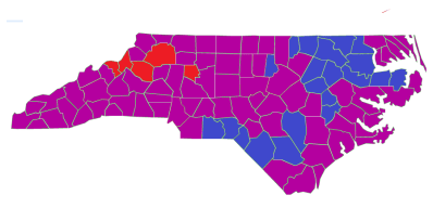 New Voters and a Purple State