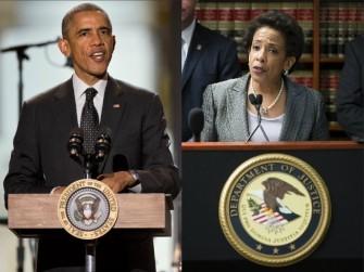 NC's Senators For Voter ID and Against Loretta Lynch