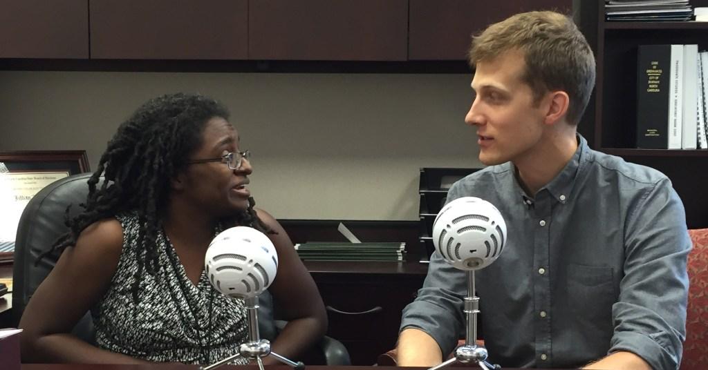 Jillian Johnson Talks to James Kotecki