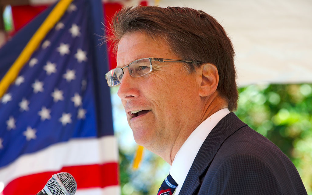 Pat McCrory: The Most Spineless Politician