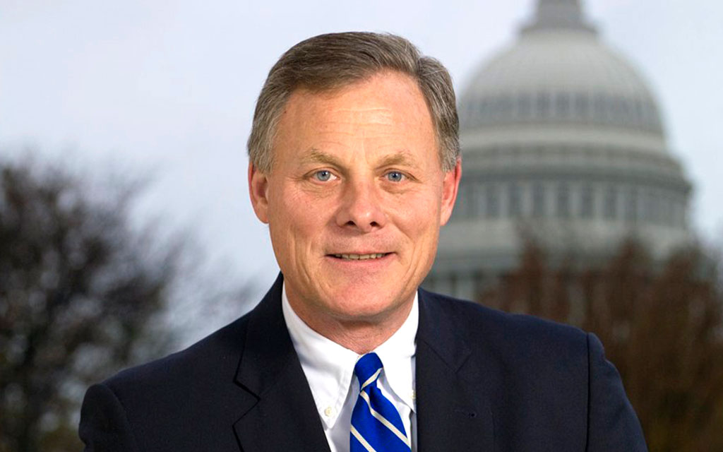 Richard Burr almost escaped Washington with no defining achievement