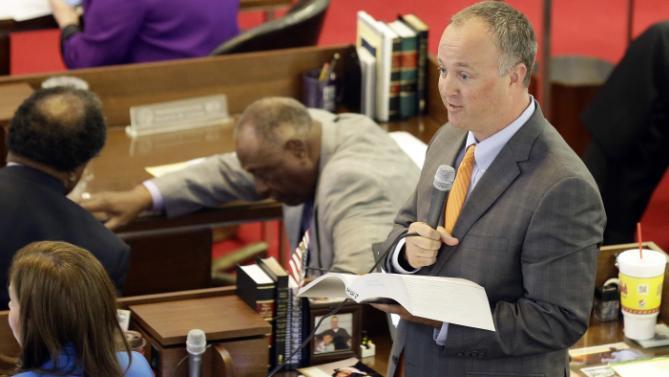 Meet incoming House Minority Leader Darren Jackson