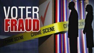 Voter Fraud Alert!