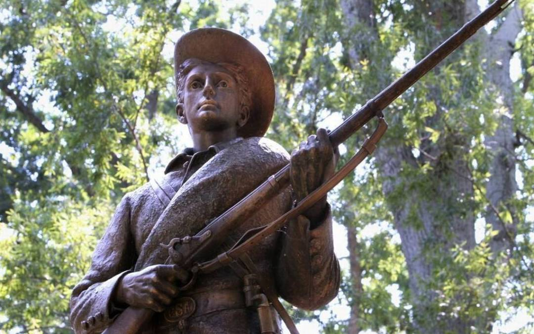 The legacy of Silent Sam is not about Confederates, it's about Republicans