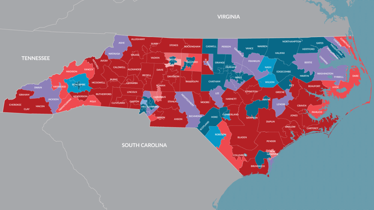 2020 United States House of Representatives elections in North Carolina
