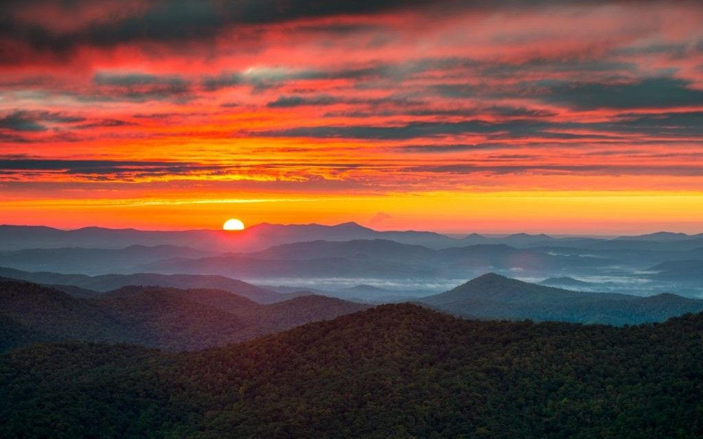 An appreciation of Western North Carolina