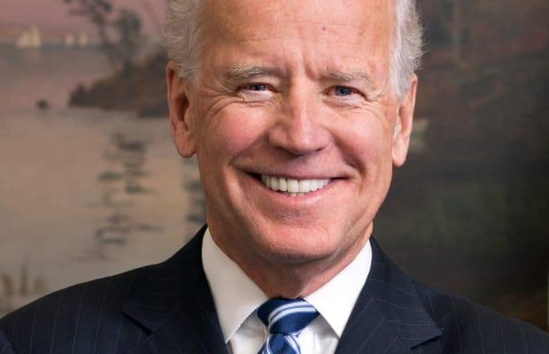 Biden's in