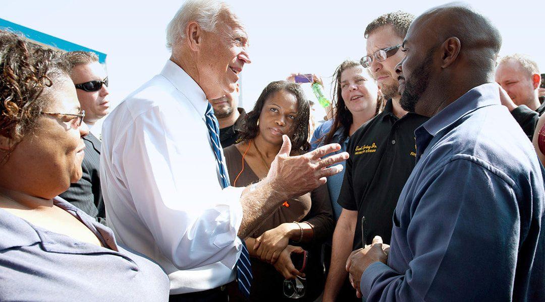 Black voters, Biden and redemption