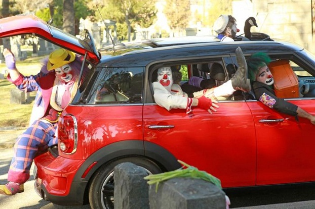The GOP clown car needs a bus