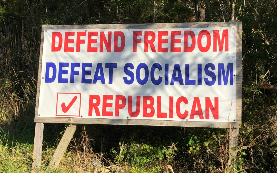 Gary Pearce: Socialism is already here — down on the farm