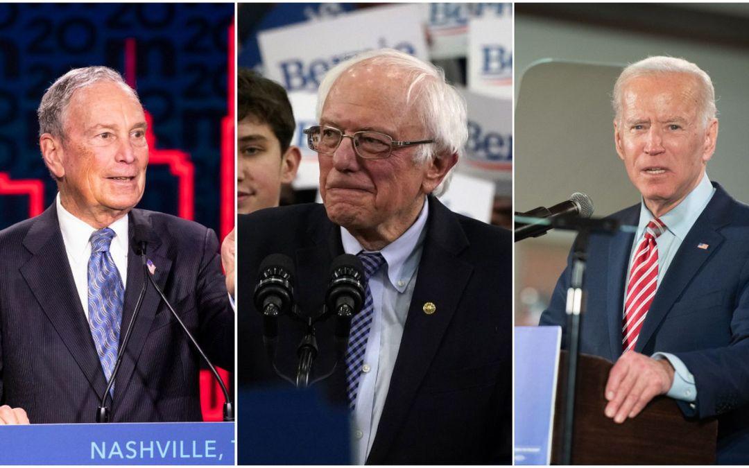 In North Carolina, Bernie beat the establishment, but Biden beat them both.