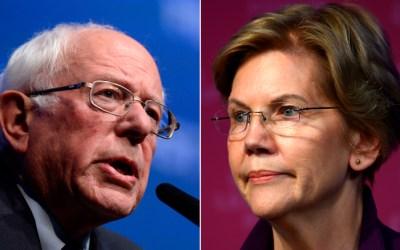 Sanders, not Warren, is the spoiler of the revolution