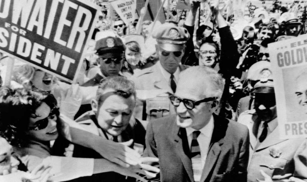 Reopen NC echoes the Goldwater movement