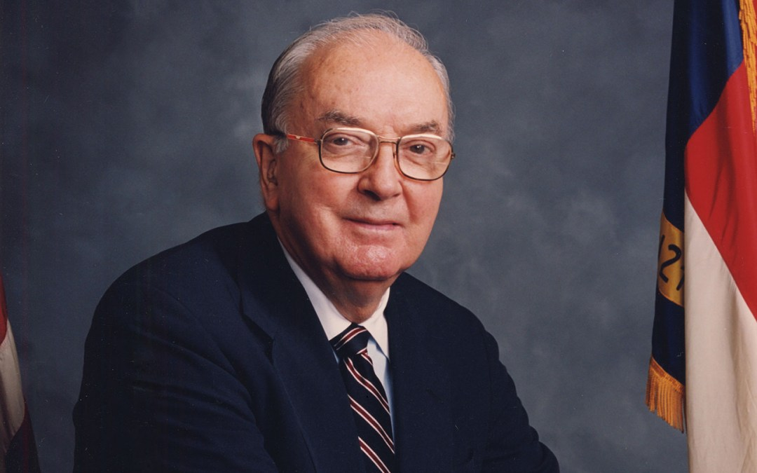 We're still paying the price for Jesse Helms