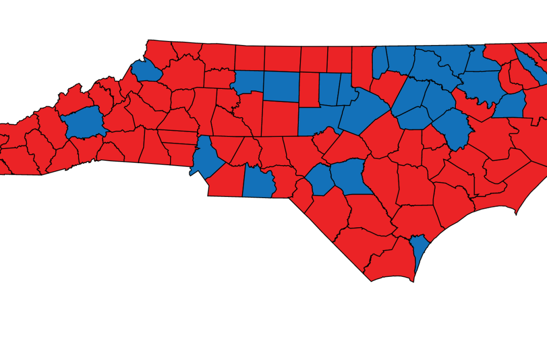 A first look at 2020 turnout in NC