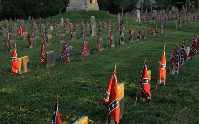 The irony of Southern history goes national