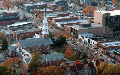 Progress is happening in North Carolina's cities and towns