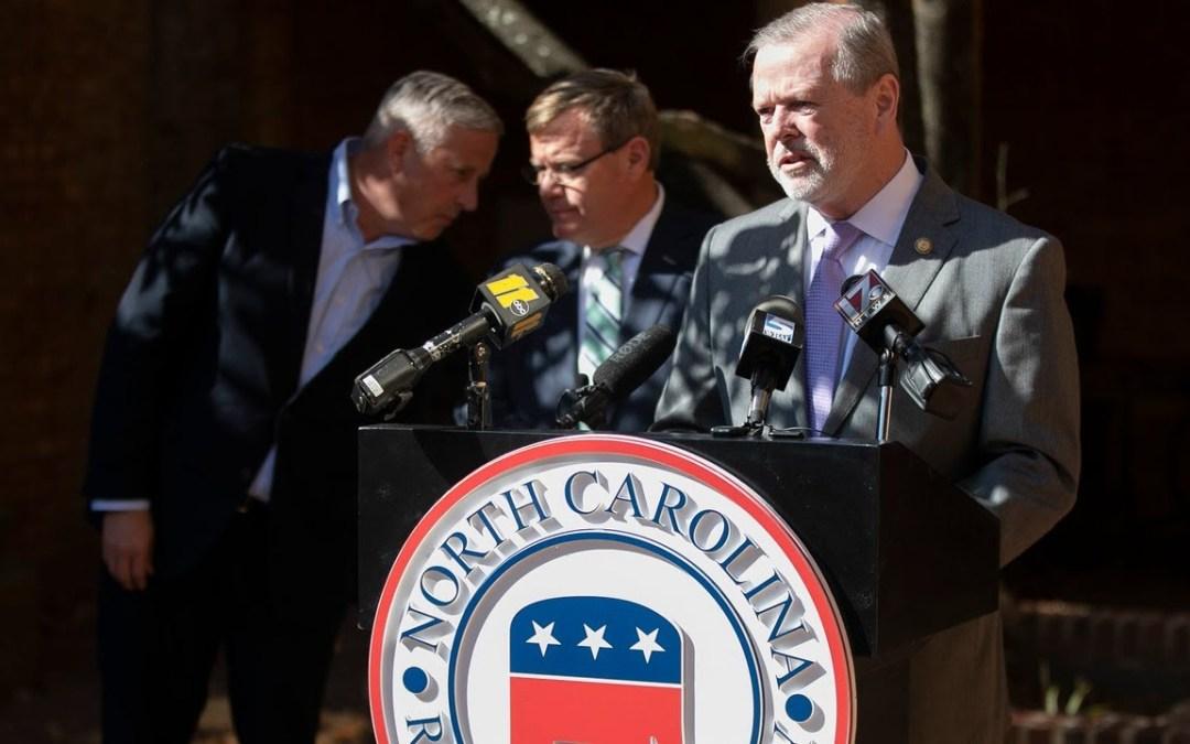 NC Republicans' false mandate