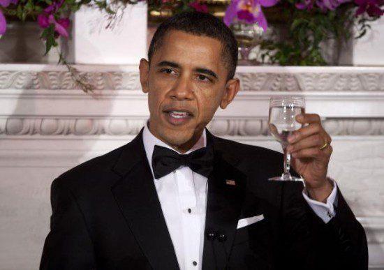 Obama-Dinner