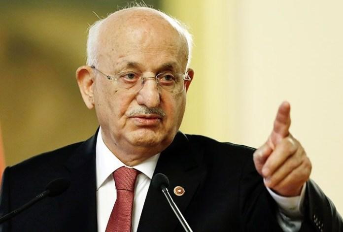 """Eski Meclis Başkanı Kahraman: """"Laiklik olmasın"""""""