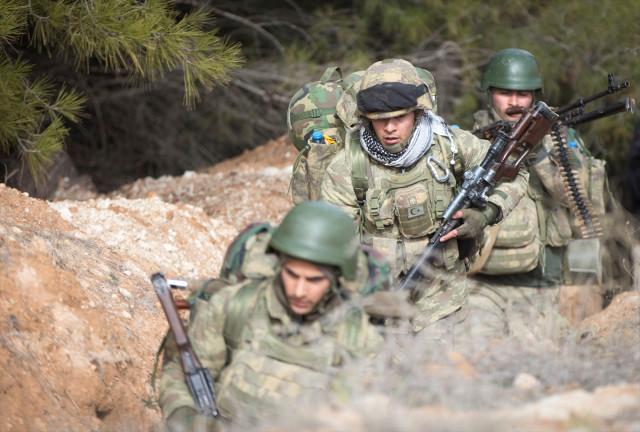 MAK Danışmanlık: Halkın yüzde 85'i Afrin operasyonunu destekliyor