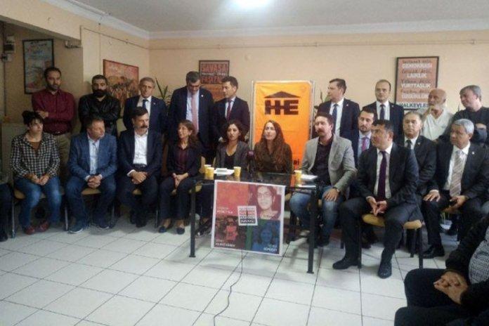CHP'li Ağbaba: 6 ayda bir yapılan operasyonla Halkevleri'nin sesini kısmak istiyorlar