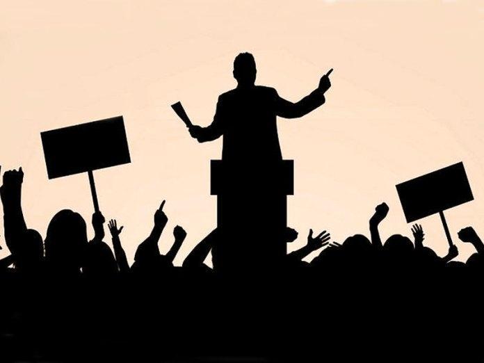 Gölgede demokrasiye geçiş kabinesi ve program taslağı