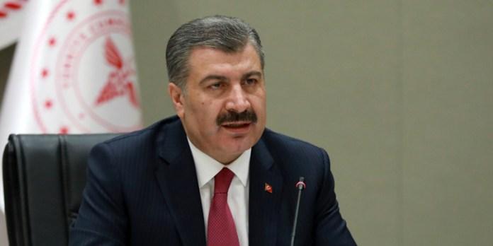 Sağlık Bakanı Fahrettin Koca'dan 'aşı kartı' açıklaması