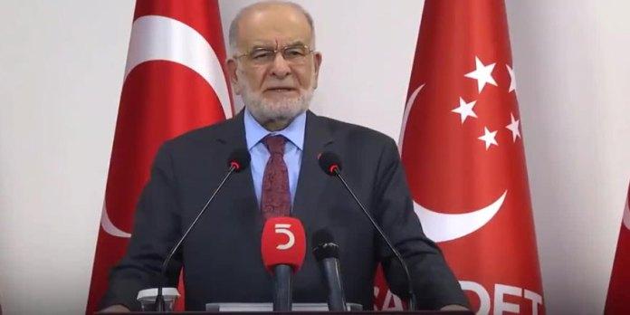 """Temel Karamollaoğlu: """"Bu ülkenin adalete ihtiyacı var"""""""