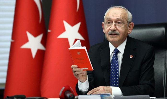 """Kılıçdaroğlu: """"Müsterih olun sevgili emekçiler, bunlardan fırtına çıksa yaprak oynamaz!"""""""