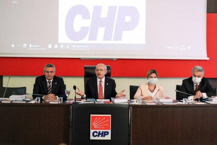 CHP, 'Güçlendirilmiş Parlamenter Sistem' ilkelerini sıraladı